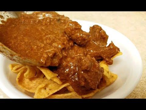 Texas Style Beef Chili Recipe