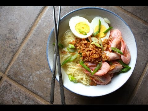 Easy Healthy Ramen Recipe - How to Make Homemade Ramen