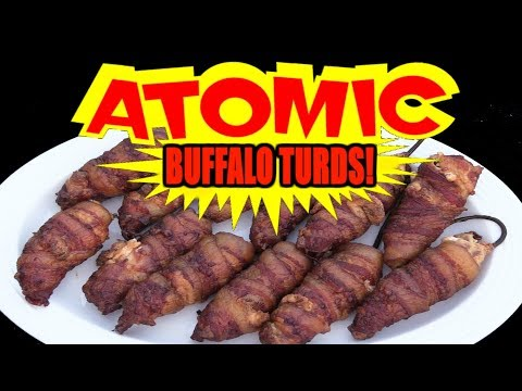 Atomic Buffalo Turds 'ABTS' - Jalapeno Popper Recipe - The Wolfe Pit