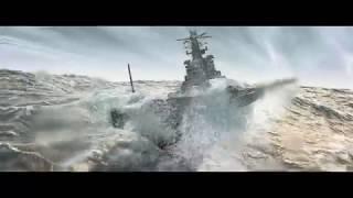Ocean wave C4D test - Wave Splash and foam C4D - Realistic CGI Sea & Ocean Wave C4D