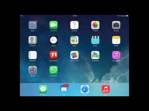 How To Install Whatsapp on Ipad or Ipod iOS 8 [No Jailbreak Needed]
