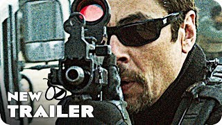 Sicario 2 Day of the Soldado Trailer 2 (2018)