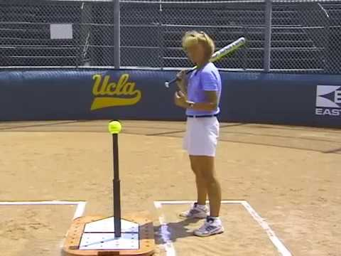 Softball Hitting Mechanics - Developing a Short, Compact Swing