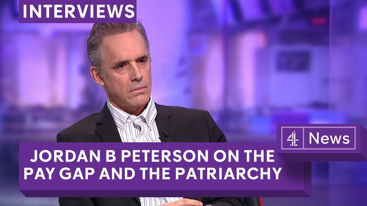 Jordan Peterson debate on the gender pay gap, campus protests and postmodernism
