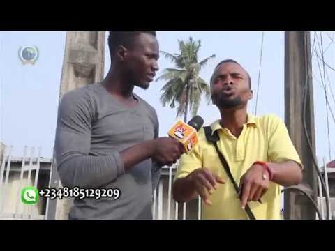 AY Skit - Water Don Pass Garri Ft. DeBlackCitizens [ Skit ] Cover