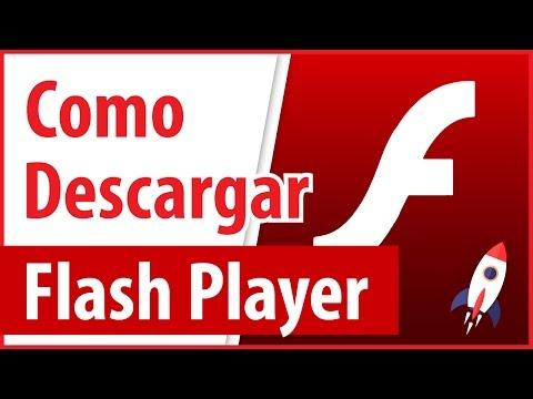 Como Descargar e Instalar Adobe Flash Player 2016/2017 para PC | Windows 7/8/8.1/10 - Actualizado