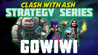 Clash Of Clans | TH9 3 Star GoWiWi Strategy | Two Variations