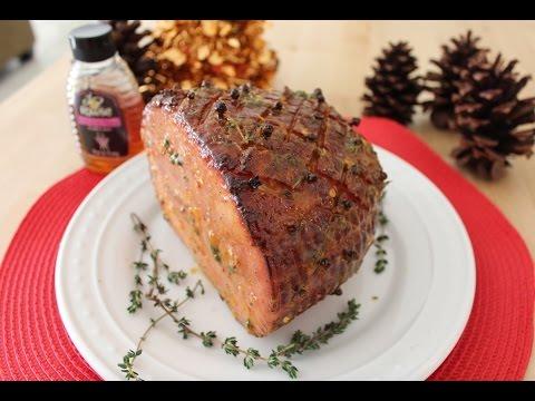 How to make a Honey Roasted Ham