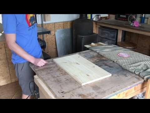 How Not to Distress Wood