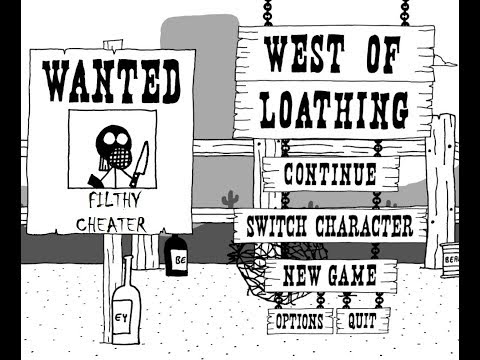 Ruin Your Fun - West of Loathing - CHEATING WITH CHEAT ENGINE