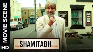 "Amitabh wants to be the next ""Robert De Niro"" 