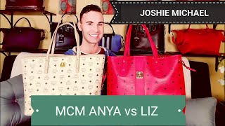 1169a2345e MCM MILLA TOTE UNBOXING   REVIEW