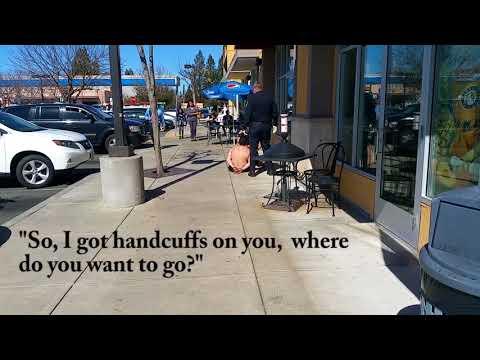 Mental health patient has psychotic episode in Santa Rosa