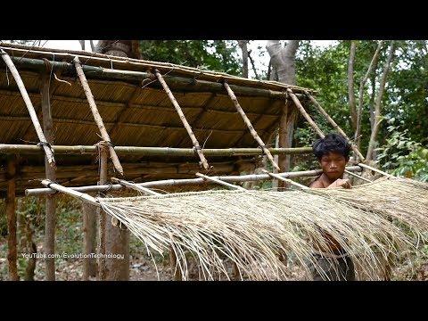 Primitive Technology, Mud huts, ep 4