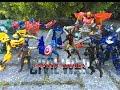 Transformers VS Captain America: Civil War  | Stop Motion Parody |