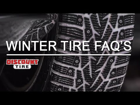 Winter Tires FAQ | Discount Tire
