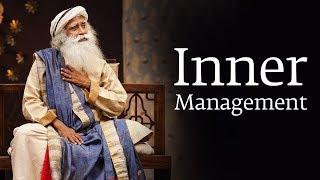 Inner Management [Full DVD] - Sadhguru