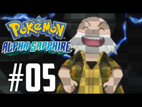 Pokemon Alpha Sapphire Walkthrough Part 5 - Mauville City Gym