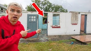 EXPLORING ABANDONED HOTEL AT THE BEACH!! (HAUNTED)