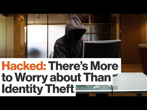 Cybercrime: Hacking Goes Way Beyond Simple Identity Theft | Marc Goodman