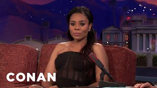 Download Regina Hall Wants To Know Where To Meet Men - CONAN on TBS Video