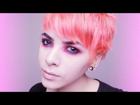 Androgynous Makeup Tutorial ♡ || ( Updated 2017 ) ☮ ♡