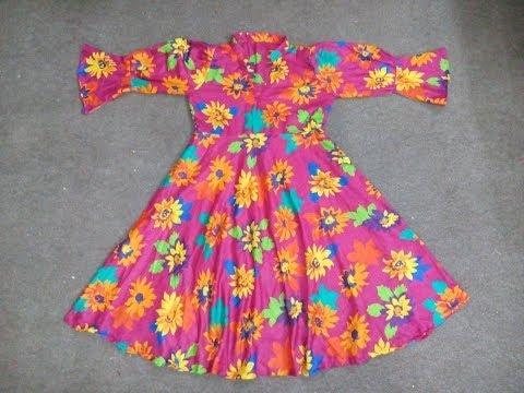 Peplum Top Stitching| Latest Pakistani Peplum Dress|Peplum Short Umbrella Frock|Full Tutorial|Part 2