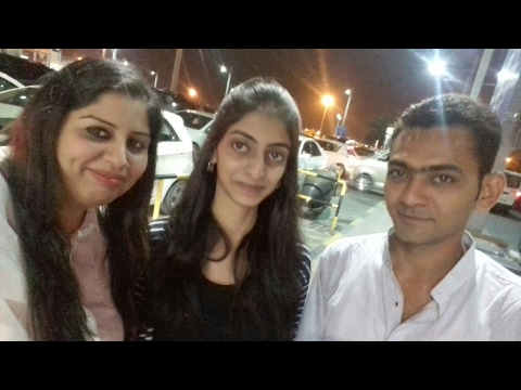 RECEIVING INDIAN FOLLOWERS FROM SHARJAH AIRPORT UAE !!!