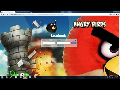 .:TUTO:. How to change the background of Facebook Homepage with Google Chrome ? FB Refresh HD