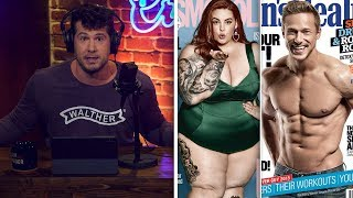 """DEBUNKED: Unattainable Women's Beauty """"Standards""""   Louder with Crowder"""