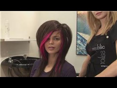 Hair Tips : Women's Emo Hairstyles
