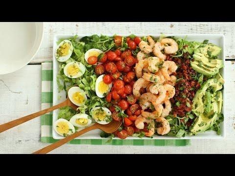 Shrimp Cobb Salad - Everyday Food with Sarah Carey