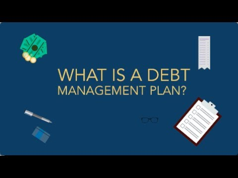 What is a Debt Management Plan?