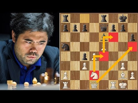 The Knight is Coming! | Nakamura vs Karjakin | Norway Championship 2018 | Round 8