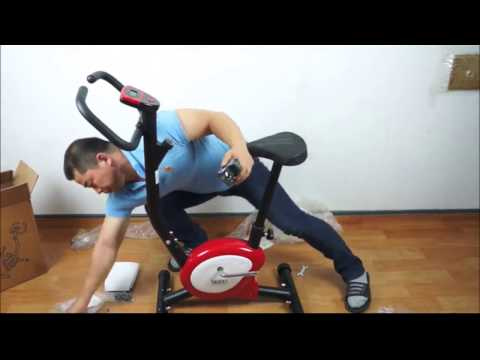 DESIGN HOME Stationary Exercise Bicycle (For Home Office Use)