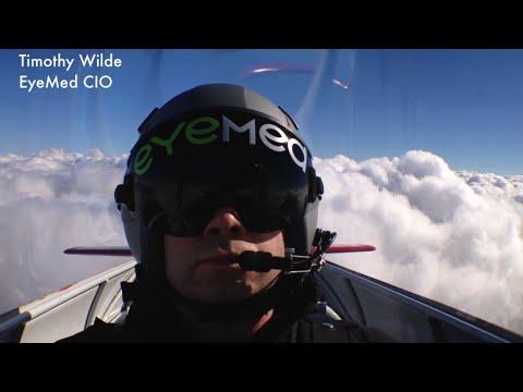 Timothy Wilde Aerobatics Promo for EyeMed