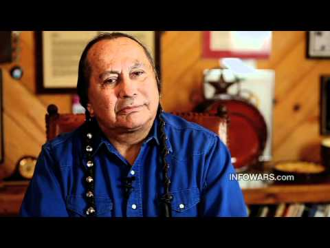 Russell Means: Welcome to the American Reservation Prison Camp (Full Length)