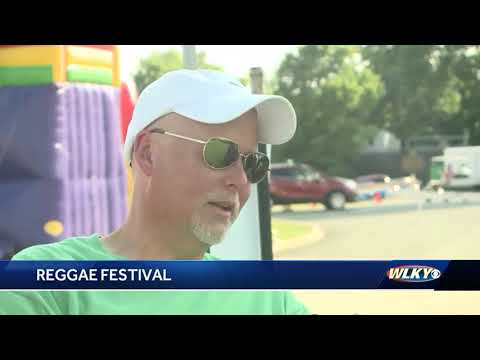 Reggae Festival underway