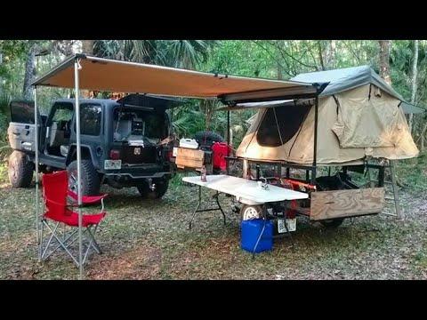 Free Florida Camping - Green Swamp Campground