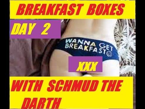 Xbox One Breakfast Box Day 2 Opening With Schmudthedarth On Neverwinter