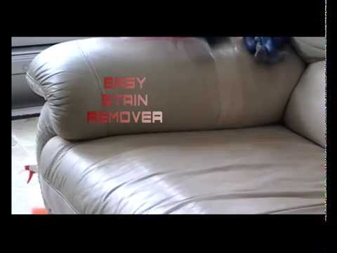 Easy Stain Remover - Leather Sofa