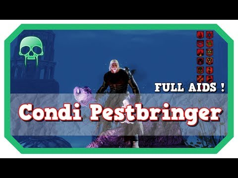 Condi Pestbringer - Scourge | PvP Meta Build | GW2 Deutsch/German