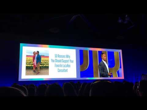 5 Reasons to Support your LuLaRoe Consultant Spouse by Yasi Lautaha at LuLaRoe Vision 2016