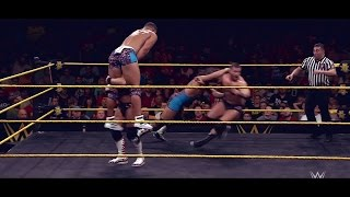 American Alpha vs The Revival - 2 out of 3 falls Highlights