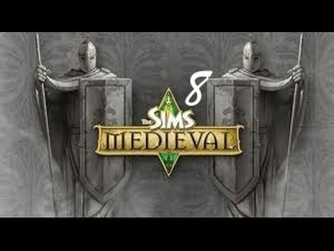 The Sims Medieval Part 8: The Royal Wedding