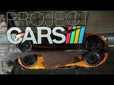 MOTION SICKNESS WAR - Project Cars (HTC VIVE Funny Moments)