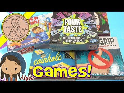 Hasbro Games Giant Box Filled With New Hasbro Family Board Game