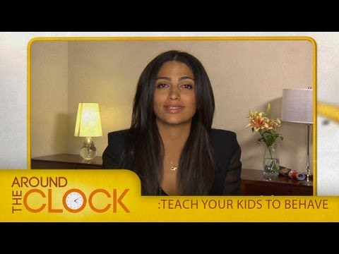 Teach Your Kids to Behave! I Around the Clock I Everyday Health