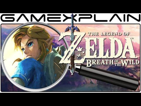Zelda: Breath of the Wild Analysis - EVERYTHING (Secrets & Hidden Details)
