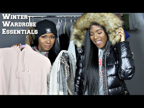 Winter Wardrobe Essentials| Glamtwinz334
